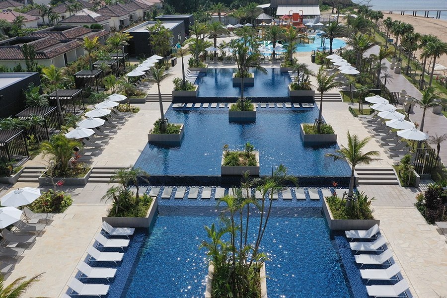 フサキビーチリゾート ホテル&ヴィラズ